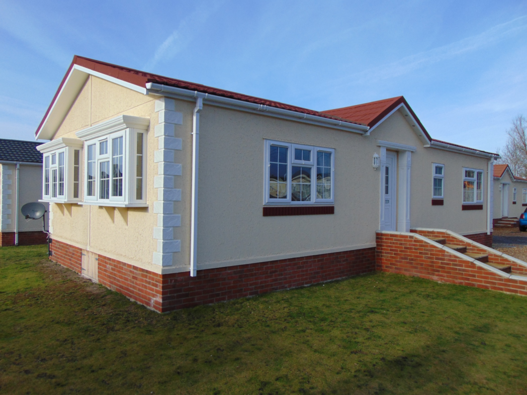 Plot 8 Eastview Park Homes, Main Road, West Winch.