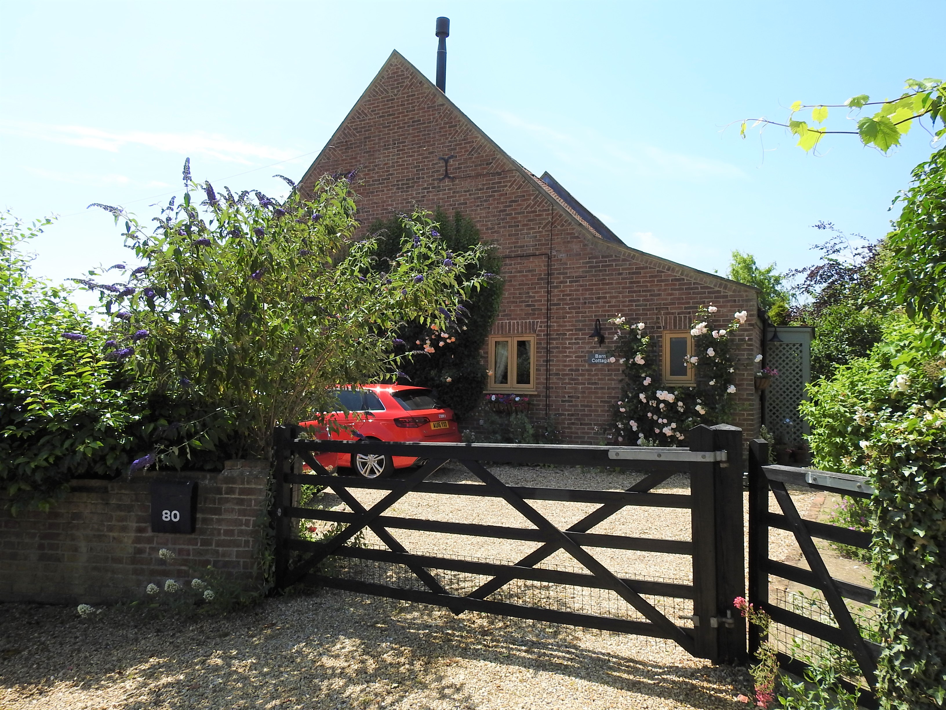Barn Cottage 80 Stow Road, Wiggenhall St Mary Magdalen PE34 3DJ